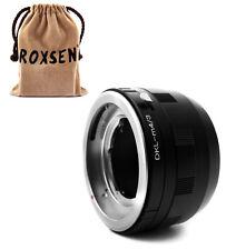 Voigtlander Regina DKL Lens To Micro 4/3 Mount Adapter GH4 E-P5 GF6 OM-D E-M1 M5