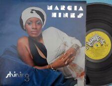 Marcia Hines ORIG OZ LP Shining NM '76 Miracle ML701 Soul Funk Pop