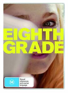 Eighth Grade (DVD, 2021) NEW