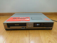 Sony SL-2400C Betamax VCR Video Cassette Recorder Not Working Parts Or Repair