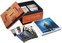 Yo-Yo Ma 30 Years Outside the Box [90 CD Box Set] Classical Music Collectors Set
