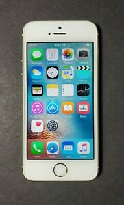 Apple iPhone 5s - 16GB - (Unlocked) A1453 Gold & White Clean IMEI Works Perfect