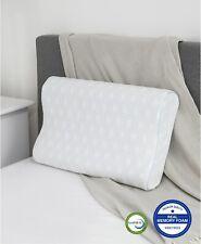 SensorGel Oversized Contour Pillow Luxury Gel Infused Memory Foam E96089
