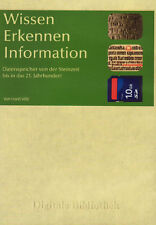 Wissen-Erkennen-Information Information storage CD Digital Library 159