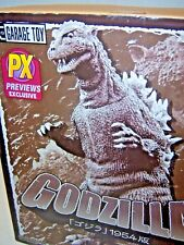 exclusive Godzilla 1954 (MIB) X-Plus Garage Toy Vinyl (2013) Kaiju Godzilla
