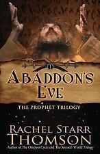 Abaddon's Eve by Rachel Starr Thomson (2015, Paperback)