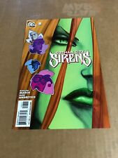 Gotham City Sirens #8 (2010) ~ Guillem March ~ Poison Ivy cover ~
