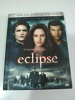 Penne Twilight Saga 2 X DVD+Libro Edizione Speciale Libro