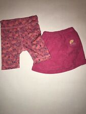 REI Baby Girl Athletic Pants Plus Bonus Terry Cloth Summer Skirt Size 6M  D003