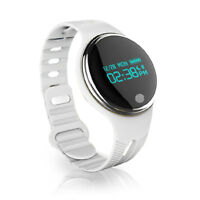 B60C Smartwatch Armband Puls Uhr Schrittzähler Sport Fitness Tracker IOS Android