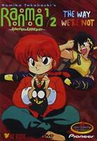 Ranma 1/2 - Random Rhapsody - The Way We're Not (Vol. 2) - DVD - VERY GOOD
