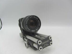 Novoflex Auto Bellows Noflexar F4 105mm Macro Bellows Lens Nikon F Mount