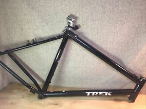 Vintage Trek Mountain Bike Frame Easton ProGram Aluminum 19.5 Made In USA