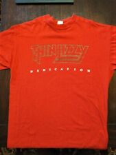 "Thin Lizzy 1991 ""Dedication"" T shirt - Large"