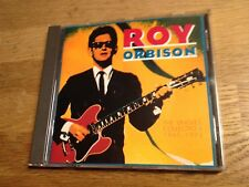 "ROY ORBISON ""THE SINGLES COLLECTION 1965-1973"" 22 TRACKS W.GERMAN CD ALBUM 1989*"
