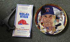 1993 NIP The Immortal NOLAN RYAN  23KT Limited Plate Hamilton Rangers RARE