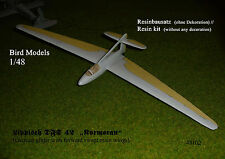 "Lippisch DFS 42  ""Kormoran""      1/48 Bird Models Resinbausatz / resin kit"