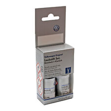 18 ml [638,89 Liter] Original Lackstift Set VW silver leaf-metallic LR7L