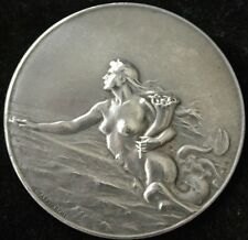 CGT French Line Shareholders Silvered Bronze Medal