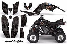 AMR Racing Yamaha Raptor660 Graphic Kit Wrap Quad Decals ATV 2001-2005 MADHTR KK