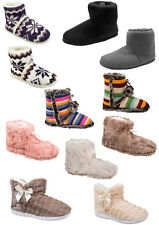 Damen Herren Hüttenschuhe Hausschuhe warm Winter Pantoffeln Norweger neu G.36-46