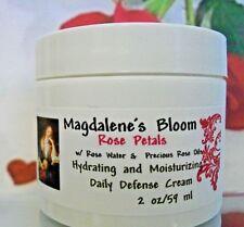 Magdalene's Bloom Rose Face Cream Wrinkles Hydrating Moisturizer Anti Aging 2 oz