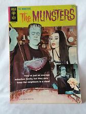 Gold Key Comics 1964, The Munsters #1, VG, vintage classic TV series