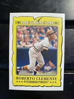 2021 Topps Heritage The Great One Roberto Clemente Pittsburgh Pirates #Go-8