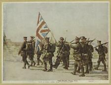 It's a Long Way to Tipperary British Soldiers Flag World War 1 6x5 Inch Print