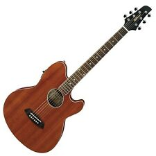 Ibanez TCY12E-OPN - Talman Electro-Acoustic Guitar, Open Pore Natural - B Stock