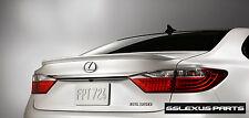 Lexus ES350 ES300H (2013-2015) OEM REAR LIP TRUNK SPOILER (STARFIRE PEARL) (077)