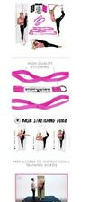 *Cheerleading* Stunt Stand(R) Balance & Flexibility Stretching Strap - PINK