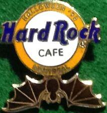 Hard Rock Cafe MONTREAL 1998 HALLOWEEN PIN HRC Logo Hanging Bat HRC #5914 LE 250