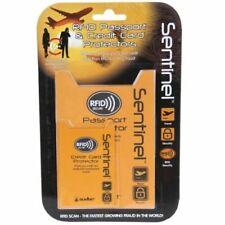 Biometric RFID Blocker Passport Credit Cards Protectors Cover ID Contactless