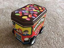 Smarties Advertising Delivey Van with Wheels.