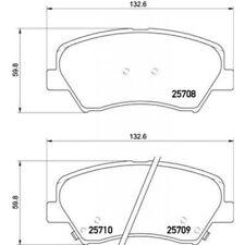 Brembo Brake Pad Set, disc brake P 30 073