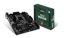 MSI B150M MORTAR Motherboard 6th Gen Core i3/i5/i7/Pentium/Celeron Socket