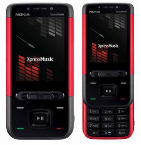 Nokia 5610 Xpress Music Unlocked GSM WCDM Camera Bluetooth MP3 3.2MP Cell Phone