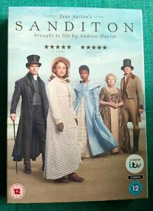Sanditon DVD Excellent Condition