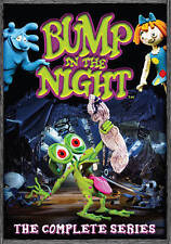 Bump in the Night: The Complete Series (DVD, 2016, 2-Disc Set)  BRAND NEW