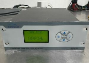 GENESIS CRYOPUMP TEMPERATURE MONITOR C441-100