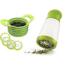 Multi Purpose Vegetable Fruit Chopper Dicer & Herb Spice Grinder Set