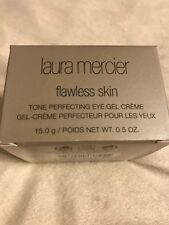 Laura Mercier Flawless Skin Tone Perfecting Eye Gel Creme 0.5 oz Full Size NIB