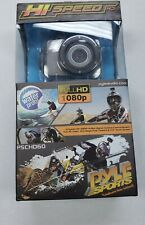 Pyle Sports Video Camera Camcorder  PSCHD30 Full HD 720P New