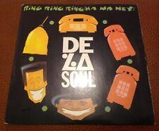 """RING RING RING ha Ha Hey - De La Soul Vinyl 7"""" - 45"""