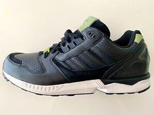 Adidas Originals ZX 8000 Torsion 2011 EUR 43 1/3  US 9,5 UK 9 LEDER NEU ECHT