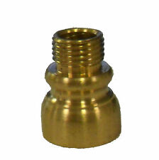 BURNISHED BRASS REDUCING NOZZLE       TV-47