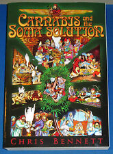 Signed CANNABIS AND SOMA HAOMA SOLUTION PSYCHEDELIC MARIJUANA HASHISH RELIGIONS