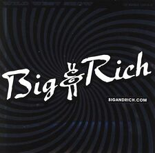 Wild West Show / Saved Big & Rich MUSIC CD