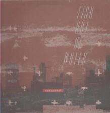 GENIE COSMAS/FISH OUT OF WATER DEBUT LP:RED SUNSET(ORIG WITH INSERT)(STREAM 1990